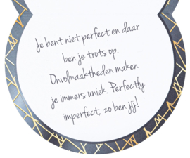 Luxe geurkaars: Perfectly imperfect Attitude
