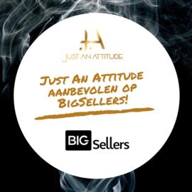 Just An Attitude aanbevolen op BigSellers!