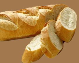 Aanvulling op basis - Half desem stokbrood