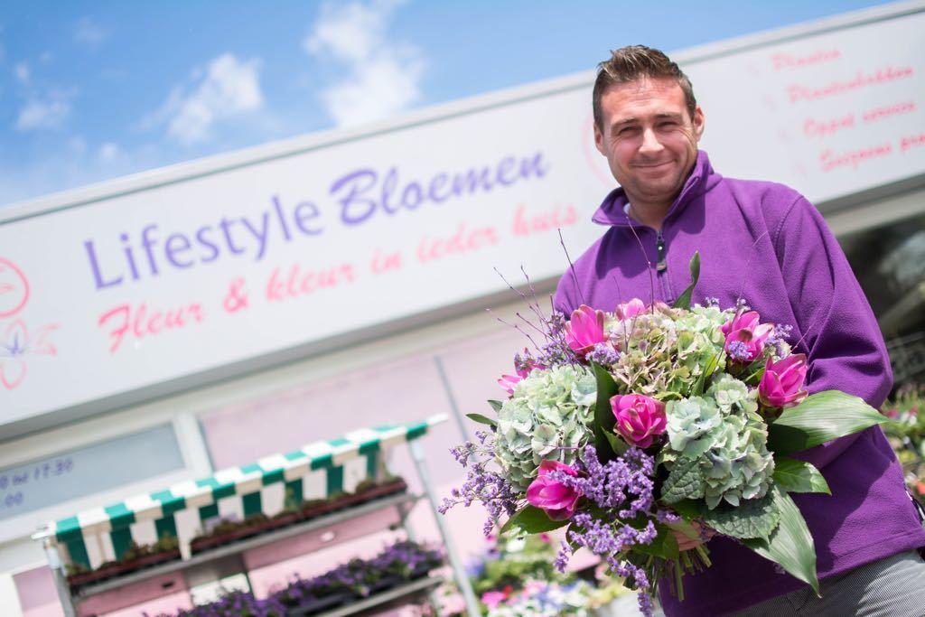 Lifestyle bloemen Boeket