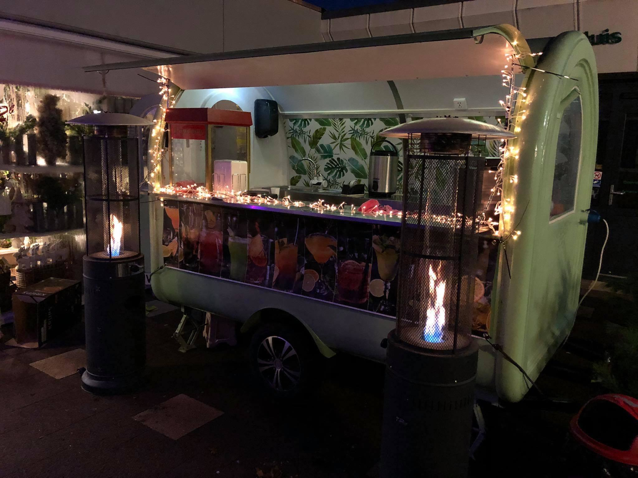Food Trailer kerst party