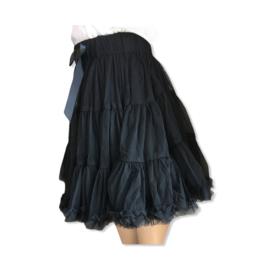 Zwarte rok van Zero