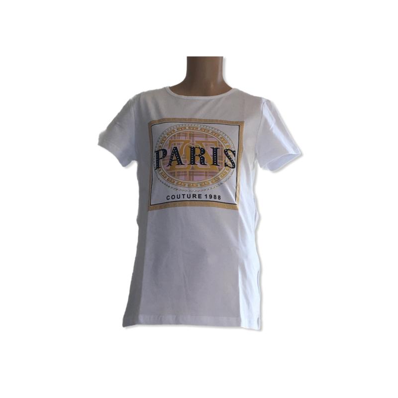 T-shirt Paris van Zero Jeans