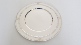 Robbe & Berking - Silver plated Underplate - Arcade collection - 32.5cm