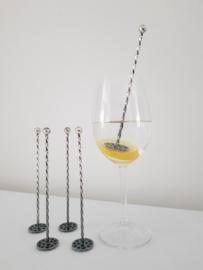 5 getorste tonic stampers - Herbert Hooikaas, Zilverfabriek Schoonhoven