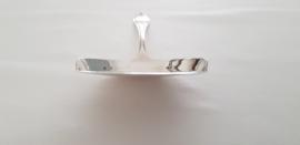 Hollands Zilveren Spiegelei Schep - model Puntfilet - 2e gehalte (.835 zilver) - Gerritsen & van Kempen, 1919