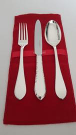 Zilveren dinercouvert - Robbe & Berking - Barbecue collectie - .925 zilver