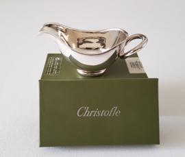 Christofle - Verzilverde Sauskom - Vertigo collectie - ontwerp Andrée Putman