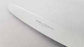 Robbe & Berking - Verzilverd dinercouvert (lepel + mes + vork) - Alt Spaten