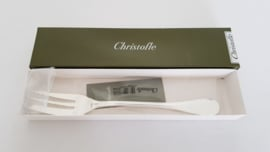 Christofle - Verzilverde opdienvork in model Albi - nieuw- in originele verpakking