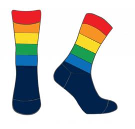 Sokken - Regenboog