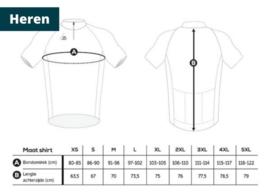 Fietsshirt Cadans