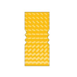 Buff geel