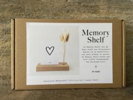Memory Shelf - Wat je in je hart bewaart, raak je nooit meer kwijt