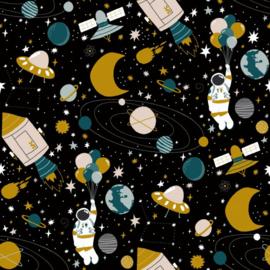 Cadeaupapier - Space