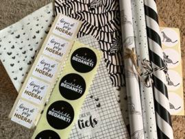 Voordeelpakket - Zwart/Wit