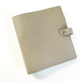 Filomien Handgemaakte Leder Planner cover 6-ringen