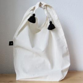 Tassel Eco bag Black