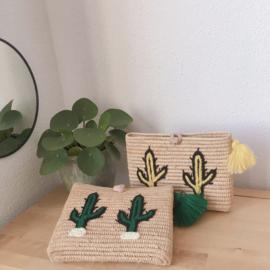 Cactus Clutch Green