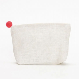 Hola! Hemp pouch Gray