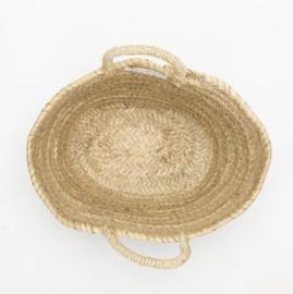 Sequin basket M White