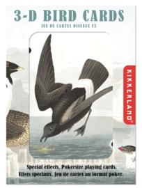Kikkerland kaartspel 3D vogels