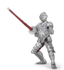 Ridder in volledige wapenrusting
