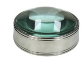 Decoratief vergrootglas