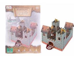 Puzzel kasteel 3D