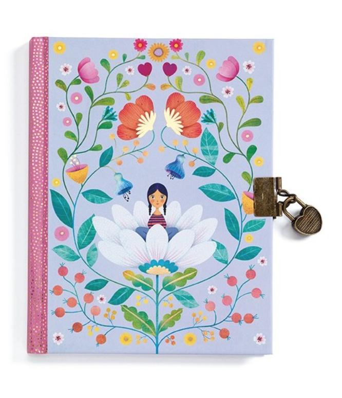 Dagboek met slotje