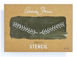 Annie Sloan Stencil - Branches