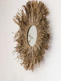 Candrika Seagrass Mirror