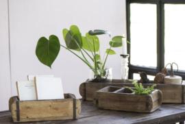 IB Laursen - Unique houten baksteen mal 2 vakken