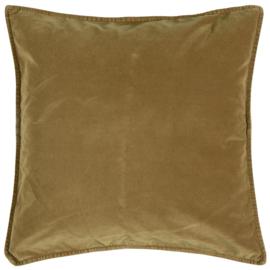 IB Laursen - kussen velvet clay (52x52cm)