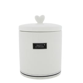 Bastion Collections - Voorraadpot 'Home Storage'