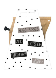 LIV 'N TASTE - giftcard- Birthday wishes coffeebrewer