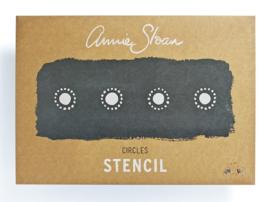 Annie Sloan Stencil - Circles