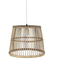 IB Laursen - Hanglamp bamboe Ø: 34cm