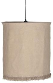 Hanglamp linnen naturel - IB Laursen