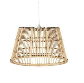 IB Laursen - Hanglamp bamboe Ø: 60cm