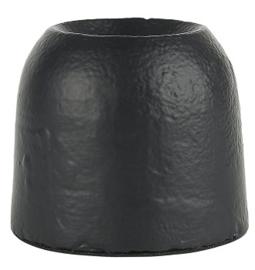 Kandelaar zwart voor dinerkaars Nova - IB Laursen