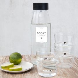 Bastion Collections - Waterglas Stay fresh