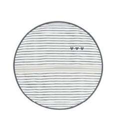 Bastion Collections - Teatips Hearts & Stripes