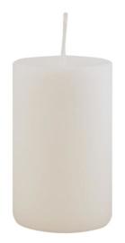 IB Laursen - Pillar Candle White (Ø 6cm)
