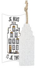 100% Leuk - Zeep in mooi kadodoosje - een nieuw huis?