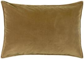 IB Laursen - kussen velvet clay (72x52cm)