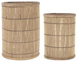 Lantaarn van bamboe - IB Laursen