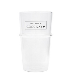 Bastion Collections - Tumbler 'Good day'
