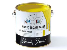 Annie Sloan Wall Paint English Yellow 2,5 liter