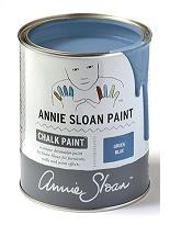 Annie Sloan Chalk Paint Greek Blue